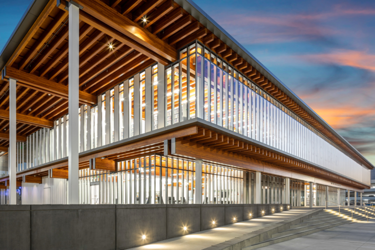 Commercial Architecture Photography Oahu, Hawaii