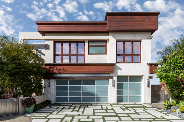 Oahu Architectural Residential Exterior Photography | Adam Taylor